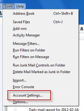 Email Langkah 1