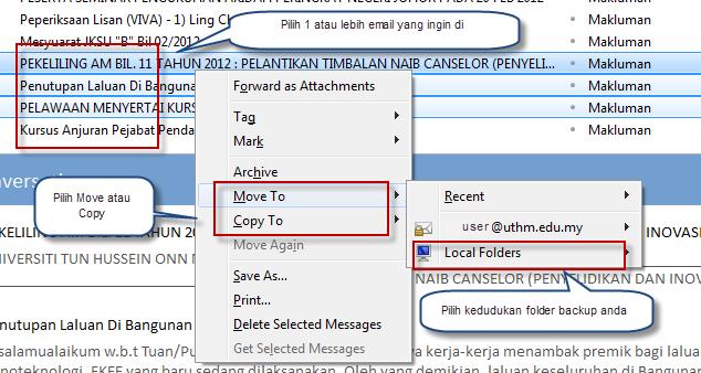 Email Langkah 6